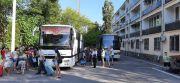 Сегодня, 22 июня, 80 детей из малообеспеченных семей отправились на отдых и оздоровление на Азовского море в детский санаторно-оздоровительный лагерь «СПУТНИК»