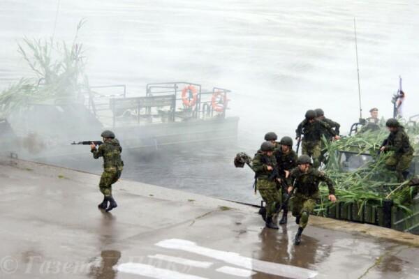 7 июня волгодонцев приглашают на показ современных образцов военной техники и вооружения