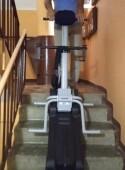 Программа «Доступная среда»: в ЦСО№1 приобрели лестничный универсальный гусеничный подъемник для инвалидов-колясочников