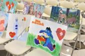 Дети атомграда дарят энергию позитива медикам и пациентам больниц