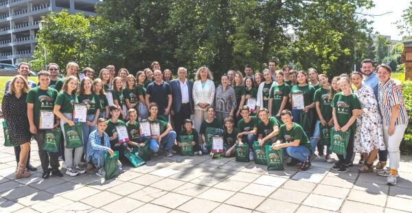 В Беларуси подвели итоги международного Экологического детского форума