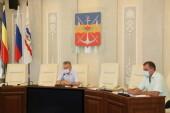 Виктор Мельников провел совещание по подготовке Волгодонска к предстоящей зиме