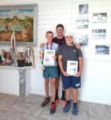 Волгодонские теннисисты продемонстрировали высокий уровень подготовки на открытом летнем первенстве Ростова-на-Дону