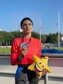 Валерия Воловликова — серебряный призер чемпионата Европы!