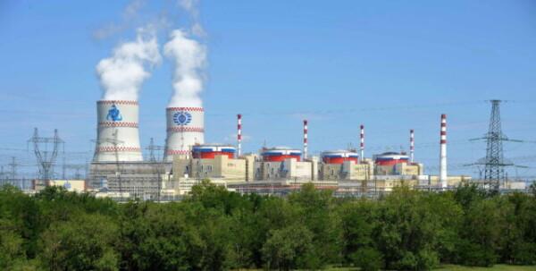 Энергоблок №3 Ростовской АЭС выведен в планово-предупредительный ремонт