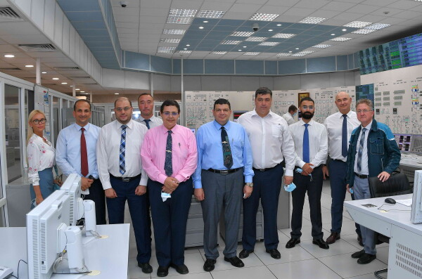 Руководители Управления по атомным электростанциям Египта посетили Ростовскую АЭС