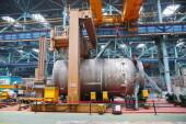 Атоммаш собрал полукорпуса СПЗАЗ для первого энергоблока АЭС «Аккую» (Турция)