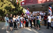 Вручение дипломов выпускникам ВИТИ НИЯУ МИФИ