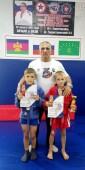 Воспитанники спортивного клуба боевых искусств «Русь» успешно провели учебно-тренировочные поединки по самбо в Адыгее