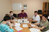 Об изменениях в схеме движения общественного транспорта: руководитель ДСиГХ Волгодонска провел брифинг для журналистов