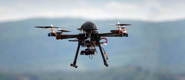 В Ростовской области стали использовать дроны для выявления нарушений ПДД