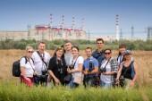 Ростовская АЭС стала объектом для фотосессии