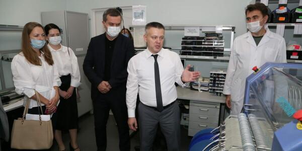Виктор Мельников: промышленный комплекс Волгодонска наращивает динамику экспортного производства