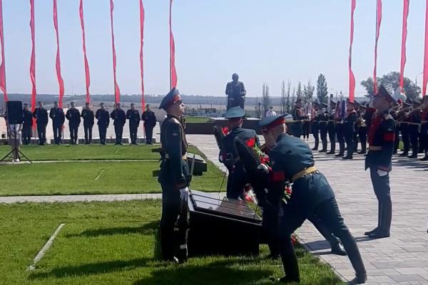 Еще 38 воинов Великой Отечественной обрели вечный покой на «Самбекских высотах»