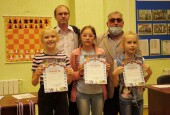19 сентября завершился чемпионат города по быстрым шахматам