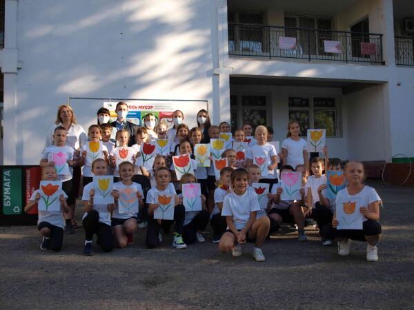 Ростовская АЭС: молодые атомщики провели для школьников Волгодонска открытый урок