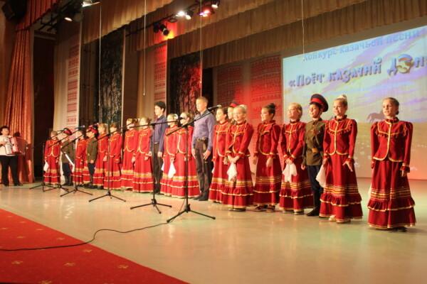 В октябре в Волгодонске пройдет фестиваль казачьей песни «Поет казачий Дон!»