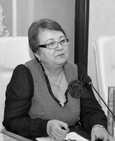 Ушла из жизни бывший сотрудник аппарата Думы Антонина Винникова