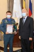 В администрации Волгодонска наградили победителей Спартакиады трудящихся