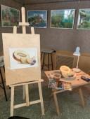В Детской художественной школе Волгодонска проведен мастер-класс в рамках грантового проекта «Провославная инициатива -2021»