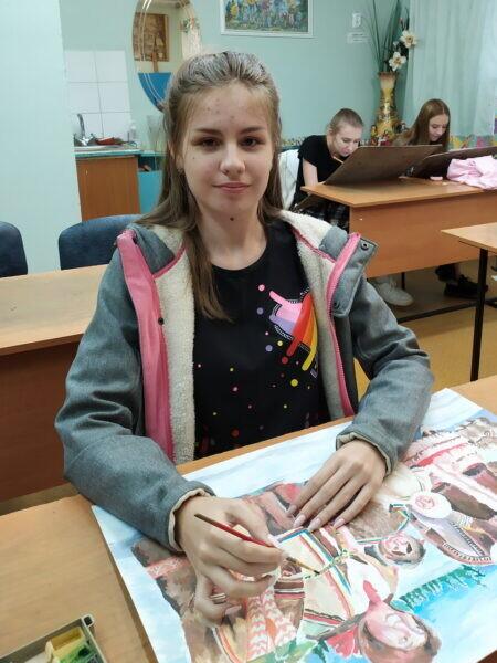 Учащиеся Детской художественной школы Волгодонска стали победителями Международного конкурса «Атомный Пегасик»