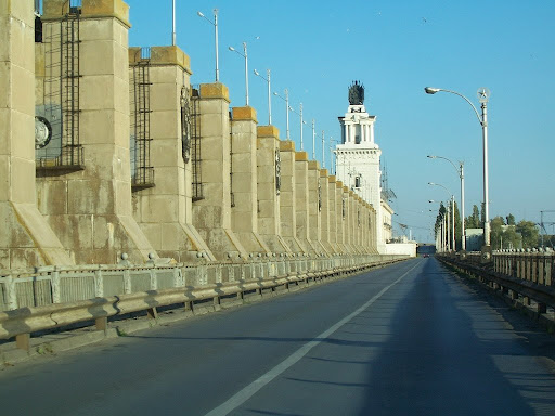 Доступ на территорию недостроенного водозабора, расположенного в районе Цимлянской ГЭС, будет ограничен
