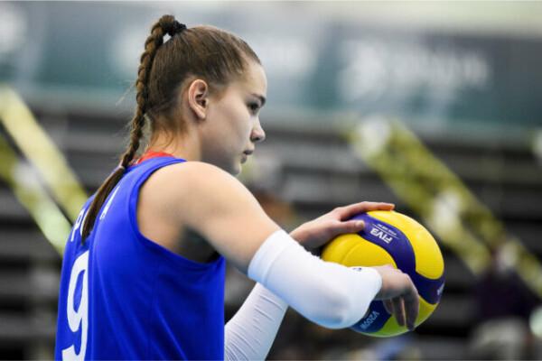 Золото наше! Алина Попова стала чемпионкой мира по волейболу среди девушек до 18 лет