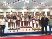 Волгодонские гимнастки успешно выступили на кубке Арама Теракяна в Ростове-на-Дону