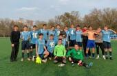 Волгодонские футболисты вышли в финал юношеского первенства Ростовской области по футболу