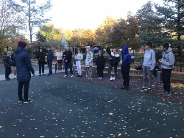 В Волгодонске прошел открытый турнир по воркауту среди трудных подростков