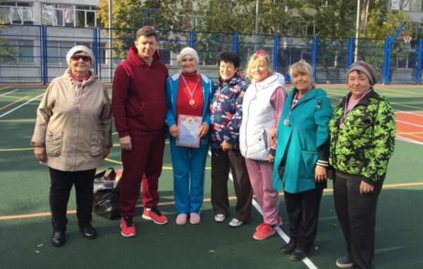 В Волгодонске на открытых спортивных площадках прошли турниры по мини-футболу, волейболу и спортивная эстафета