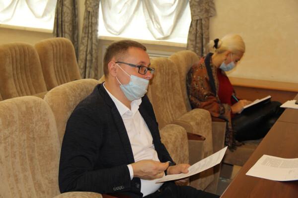 Образование и медицину обсудили депутаты на комиссии по социальному развитию
