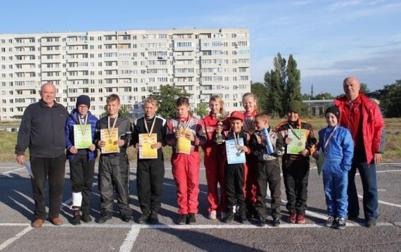Картингисты СЮТ заняли третье командное место на Чемпионате Ростовской области