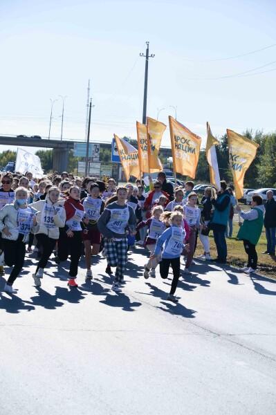 Ростовская АЭС: порядка 200 атомщиков приняли участие в Забеге Атомных городов