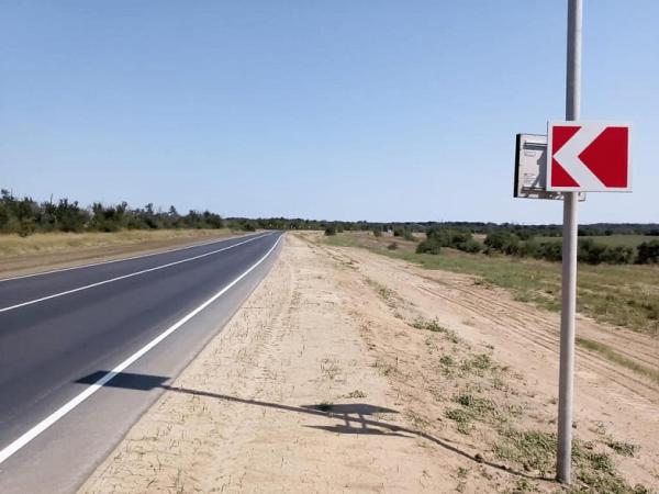 На Дону досрочно завершили ремонт дороги на трассе Шахты — Цимлянск