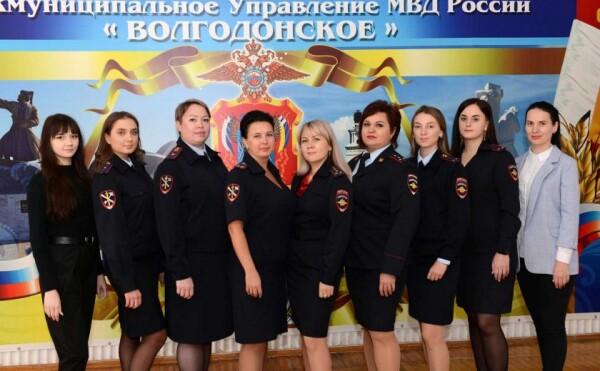 7 октября – День штабных подразделений МВД России