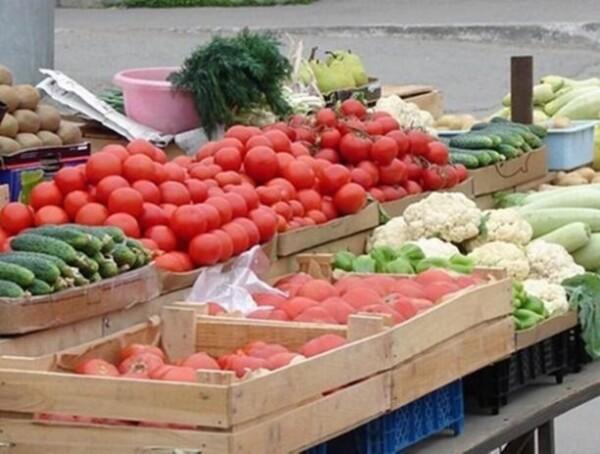 16 октября – ярмарка «выходного дня» по продаже пищевой и сельскохозяйственной продукции