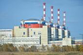 Энергоблок №2 Ростовской АЭС работает на номинальном уровне мощности