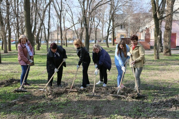 С 11 октября по 13 ноября в Волгодонске планируется провести осенний «месячник чистоты»